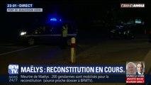 Affaire Maëlys: le domicile de Lelandais, une étape cruciale de la reconstitution