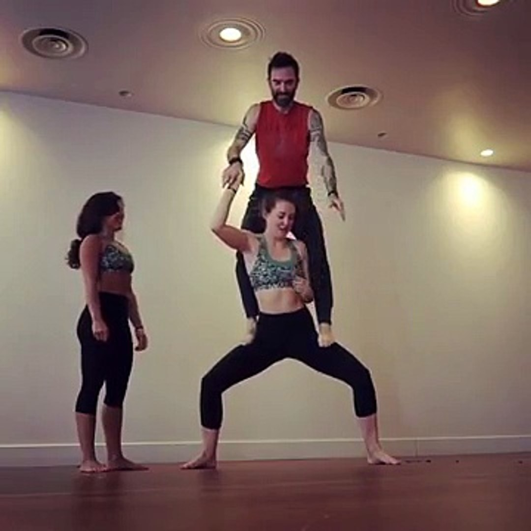 Lift And Carry Yoga Video Dailymotion