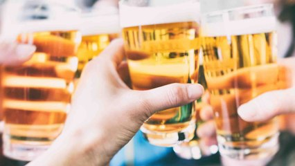 Alkohol verkürzt das Leben