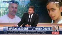 Affaire Maëlys: la reconstitution est toujours en cours