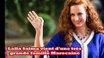 Lalla Salma la femme du roi du Maroc. Où est-elle passée? on ne l'a plus vu en public depuis bientôt 6 mois
