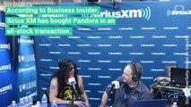 Sirius XM Acquires Pandora For $3.5 Billion