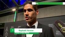 """Raphaël Varane : """"Un grand moment de fierté"""""""