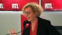 """Pôle emploi fait """"de l'efficacité humaine"""", défend Muriel Pénicaud sur RTL"""