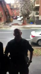 Anthony Constantini ops entering my home without permission on Dec 1. 2016 at 10.24am illegal arrest