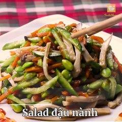 Salad đậu nành, chạm môi thôi là nhớ nhau một đời, lỡ yêu rồi biết phải làm sao?