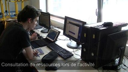 Développer l'autonomie des élèves par l'usage d'outils numériques