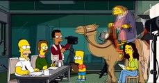 Quand Homer Simpson tacle les films DC devant Gal Gadot !