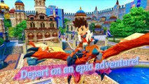 Monster Hunter Stories - Bande-annonce iOS/Android