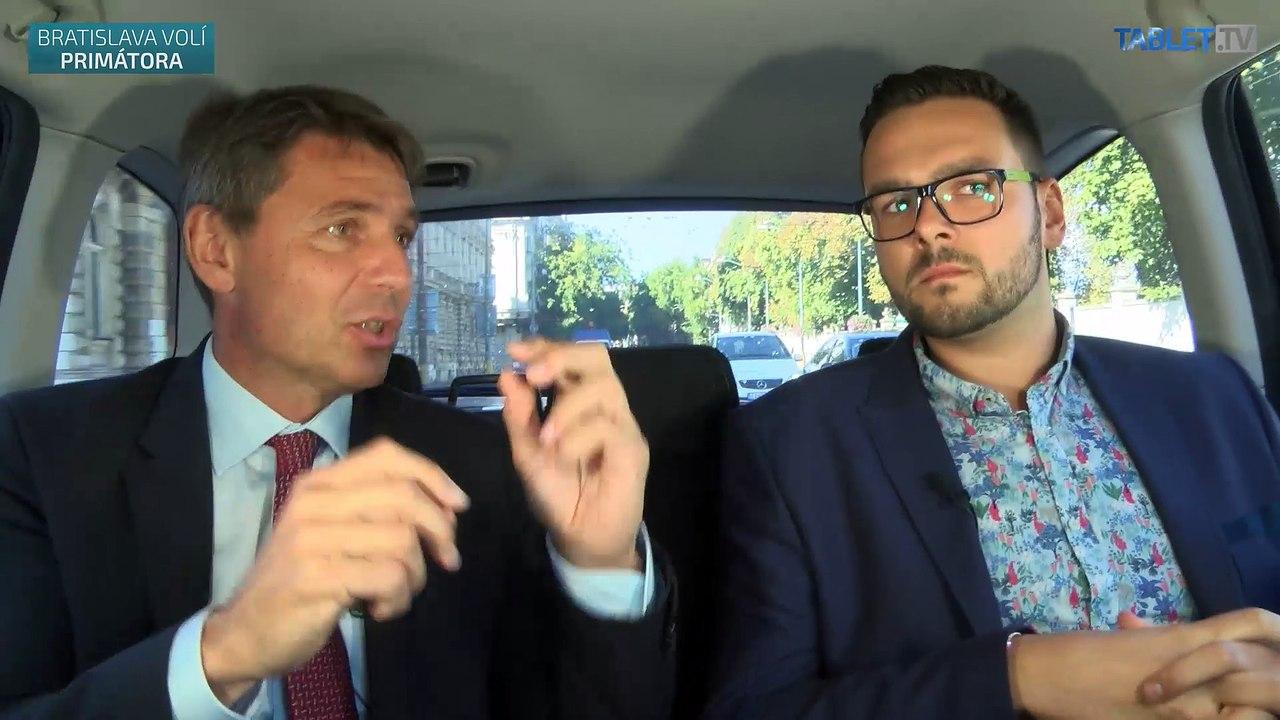 NESROVNAL: Vďaka parkovacej politike bude v rozpočte Bratislavy o desiatky miliónov viac