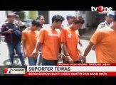 Delapan Pelaku Pengeroyokan Suporter Persija Jadi Tersangka