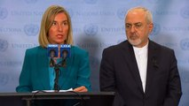 Iran Nuclear Deal Signatories Plan To Keep Agreement Afloat And Dodge U.S. Sanctions