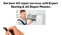 AC Installation and Repair Services in Phoenix | Expert Heating & AC Repair Phoenix