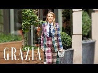 Blake Lively's Suit Styles | Style Semaphores | Grazia UK