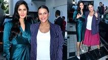 Neha Dhupia और Katrina Kaif का दिखा Classy Look, NoFilterNeha की शूटिंग से पहले की मस्ती   Boldsky