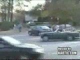 Vol de voiture sous les yeux d'un flic !