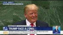 """""""Nous avons plus fait que tous les gouvernements de l'histoire"""", Trump fait rire Assemblée générale des Nations unies"""