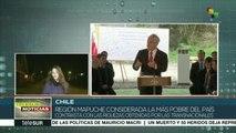 Mapuches en Chile exigen mayor participación política a Piñera