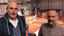 Des lycéens d'Auray construisent un jardin médiéval