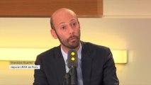 """Le député Stanislas Guerini (LREM): """"Avec nos choix, les salaires nets vont augmenter de 3%"""""""