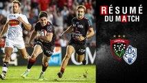 Résumé Toulon/Agen TOP14 J5