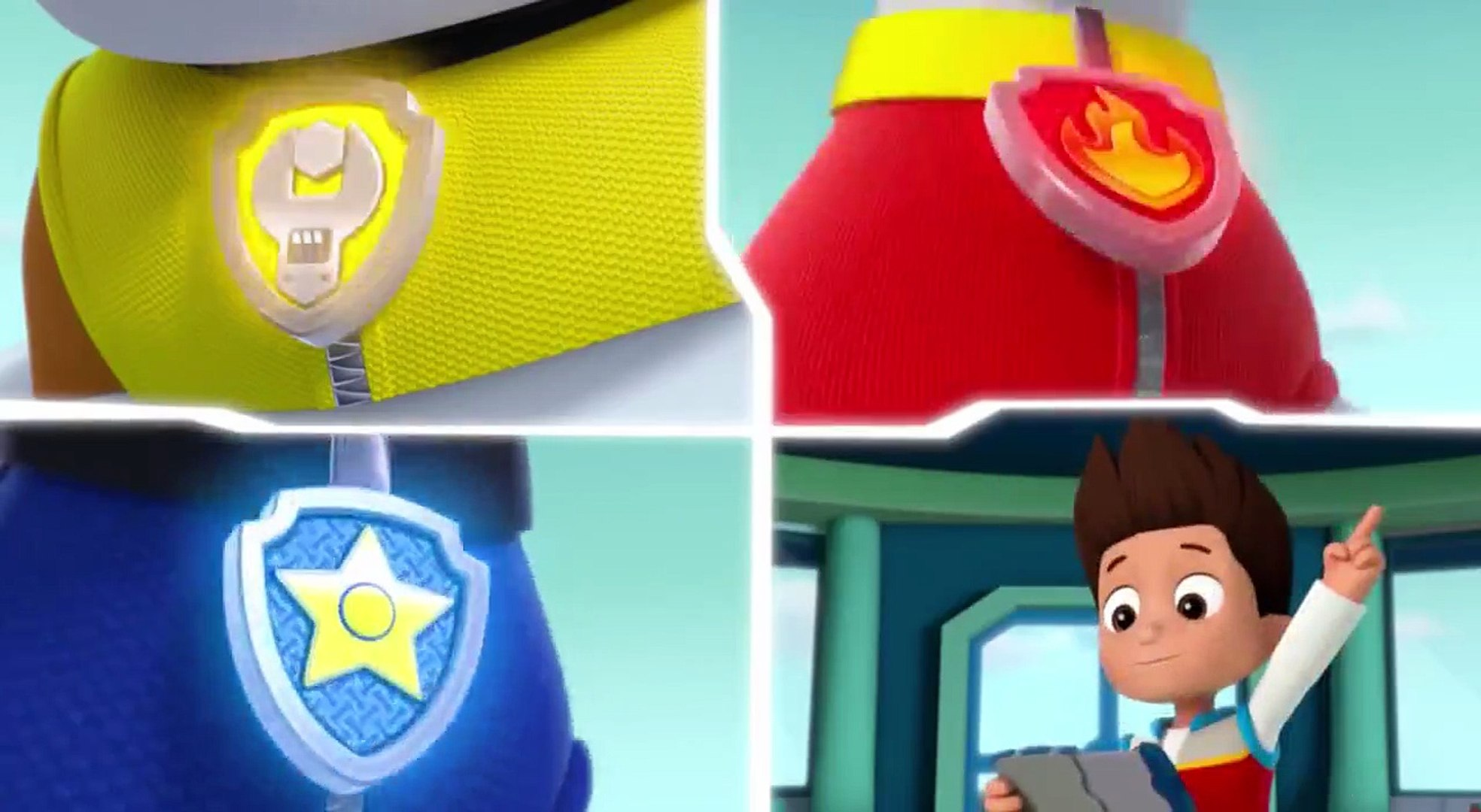 Paw Patrol - S 2 E 8 - Pups And The Big Freeze - Pups Save A Basketball Game