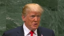 Trump Rejects Globalism During His UN General Assembly Address