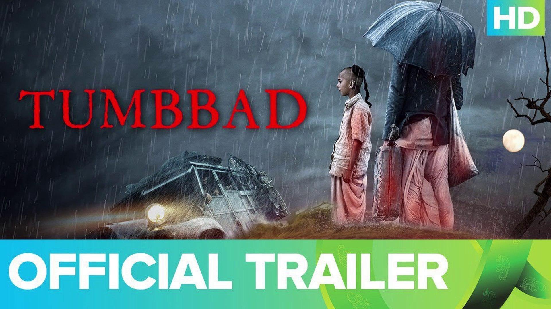 Tumbbad Hd Official Trailer Sohum Shah Aanand L Rai