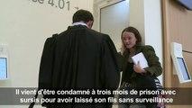 Enfant sauvé par Mamoudou Gassama: le père condamné à Paris