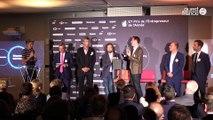 Remise des Prix de l'Entrepreneur EY 2018, Media Campus de Nantes