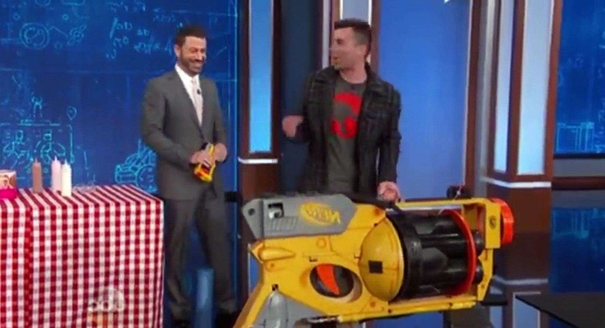 Jimmy Kimmel Live! S14 - Ep93 Zac Efron, Adam DeVine, Walton Goggins, Melanie Martinez HD Watch