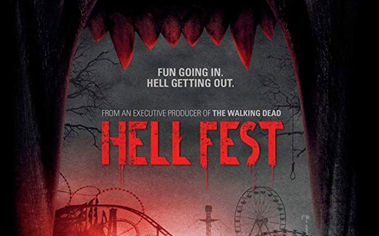 Hell Fest Trailer1 The 80s 09/28/2018