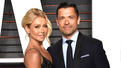 Kelly Ripa Rips Into Hater Calling Her Too Old for Mark