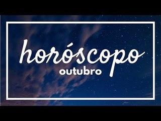 [ OUTUBRO ] Previsão Astrológica Mensal 2018 ✨