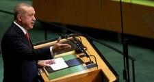 Başkan Erdoğan, BM Genel Kurulu'nda Suriye Planını Açıkladı: Teröristlerden Temizleyeceğiz
