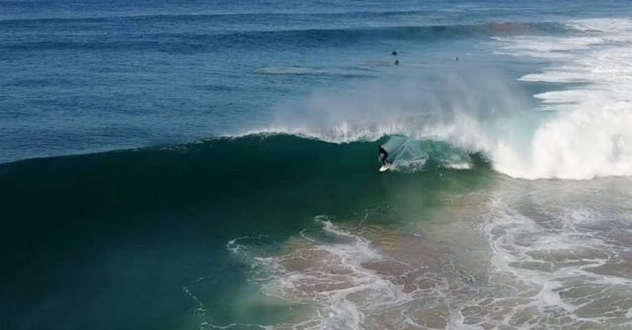Epic South African Swells | Spirit of Winter - Part III | Lines