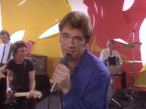 Huey Lewis & The News - Do You Believe In Love