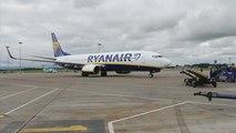 Nouvelles grèves chez Ryanair : 190 vols annulés vendredi