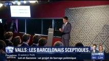 Les Barcelonais plutôt sceptiques concernant la candidature de Manuel Valls pour la mairie de Barcelone