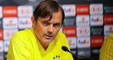Phillip Cocu, Fenerbahçe'nin Derbideki İyi Oyunuyla Koltuğu Kurtardı