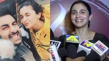 Alia Bhatt BREAKS SILENCE on Ranbir Kapoor & Brahmastra; Watch Video | FilmiBeat