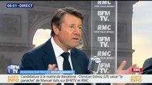 """Christian Estrosi investi par LaRem à la mairie de Nice ? """"Je n'ai pas l'intention de quitter Les Républicains"""", assure-t-il"""