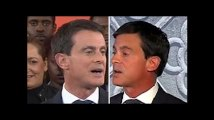 Manuel Valls exporte ses anciens discours d'Évry à Barcelone