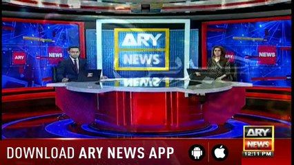 Bulletins ARYNews 1200 26th September 2018