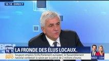 """Fronde des élus locaux: """"La France a besoin d'autonomie des collectivités"""", estime Hervé Morin"""
