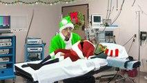 AMAZING FROG SANTA rides DEMON PIG! MERRY FARTING CHRISTMAS! Blimp Crashing - 3x Rollover - Part 5