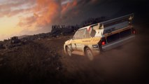 DiRT Rally 2.0 - Trailer d'annonce