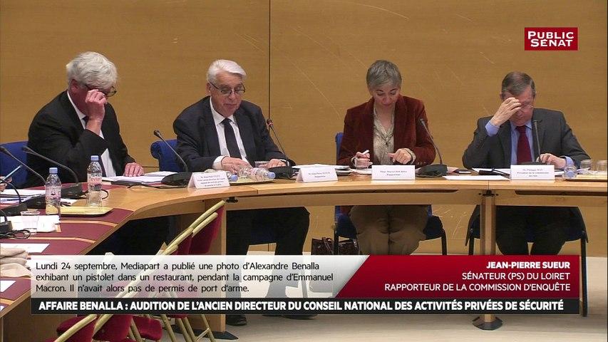« Monsieur Crase a fait une demande de carte professionnelle en 2013 » affirme Jean-Paul Celet