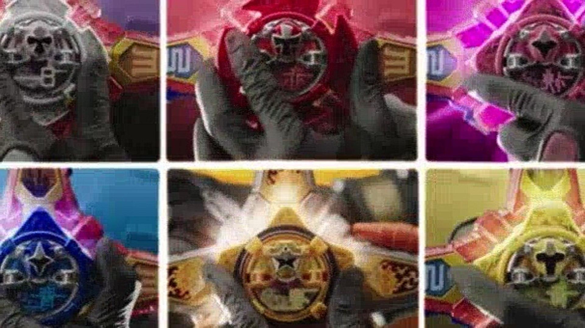 Power Rangers Super Ninja Steel Episode 9 Outfoxed