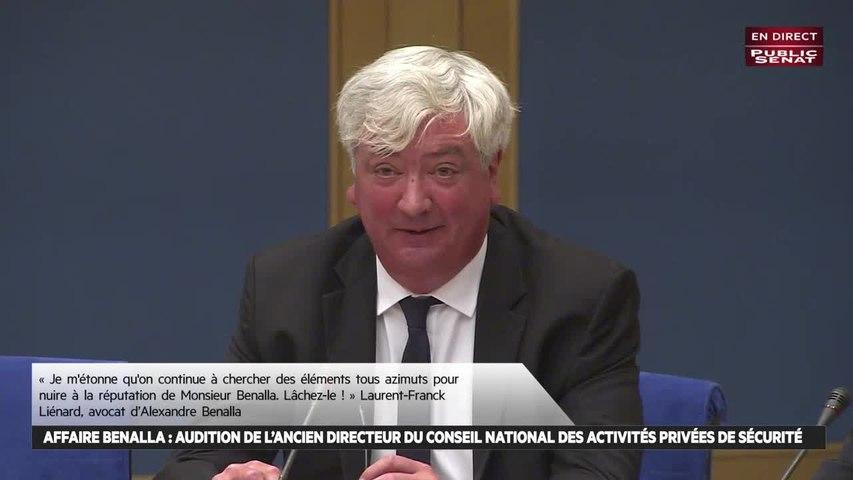 Audition de Jean-Paul Celet, ancien directeur du Conseil national des activités privées de sécurité